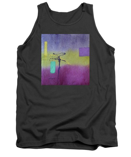 Finding Balance Tank Top by Becky Chappell