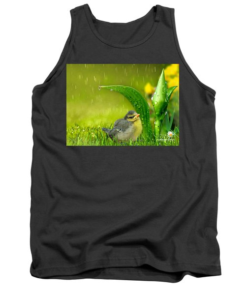 Finding Shelter Tank Top