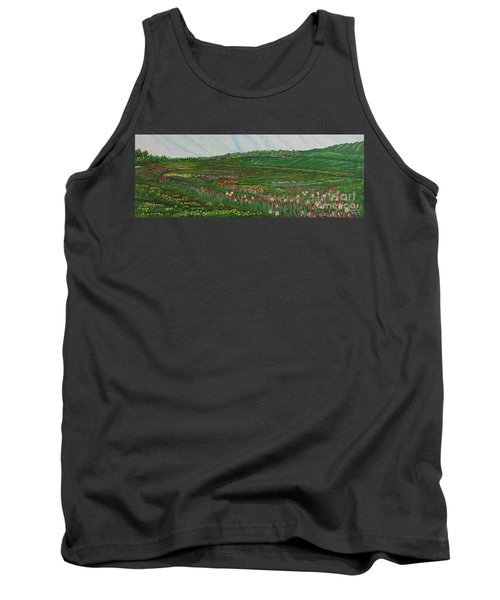 Finding The Way To You - Spring In Emmental Tank Top