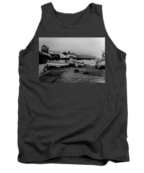 Fine Art Back And White252 Tank Top