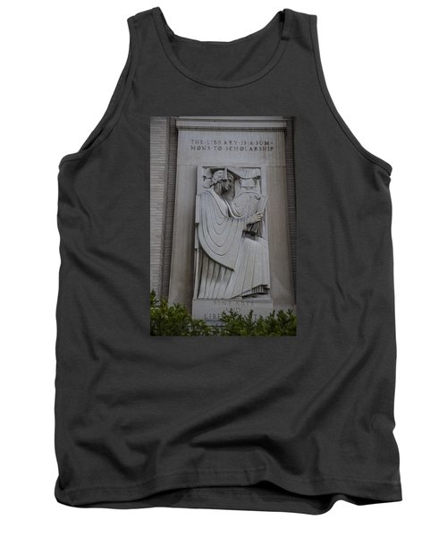 Fine Art Library Penn State  Tank Top