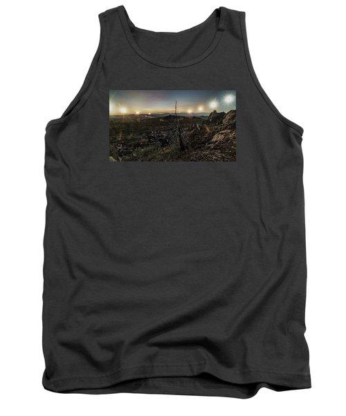 Finger Mountain Solstice Tank Top