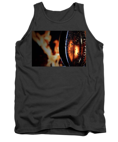 Fire And Rain Tank Top
