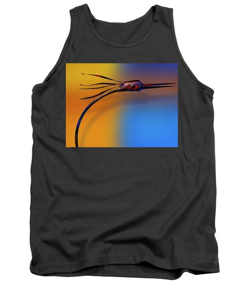 Tank Top featuring the photograph Fire Bird by Paul Wear