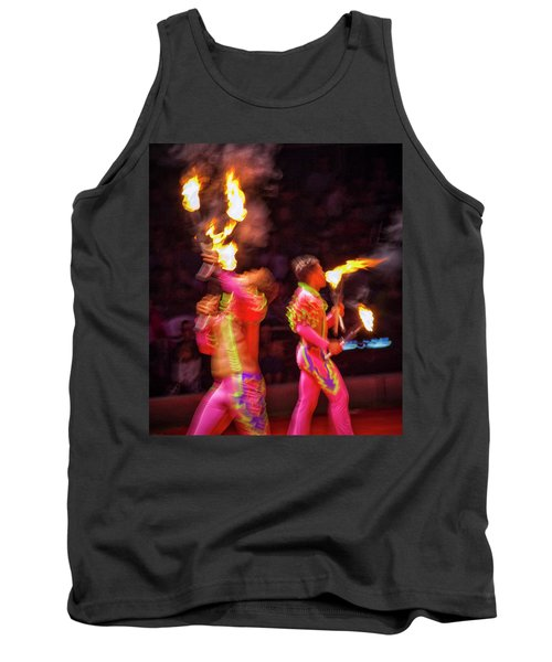 Fire Eaters Tank Top