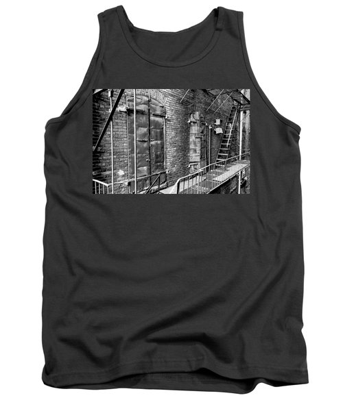 Fire Escape And Doors Tank Top