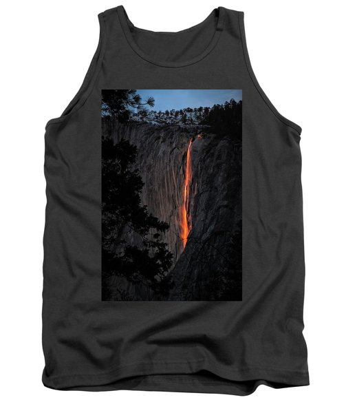 Fire Fall Tank Top