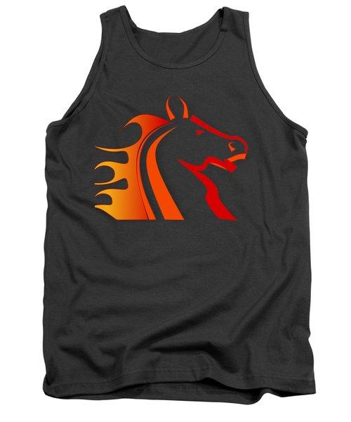 Fire Horse Tank Top