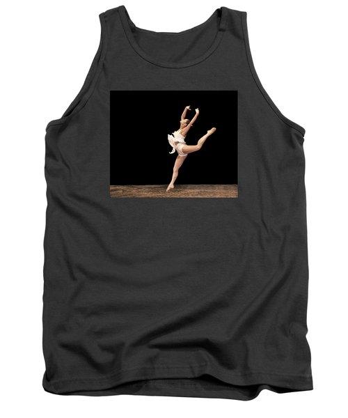 Firebird Ballet Position Tank Top