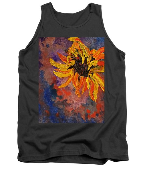 Firespace Flower  27 Tank Top