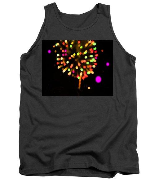 Firework Tank Top