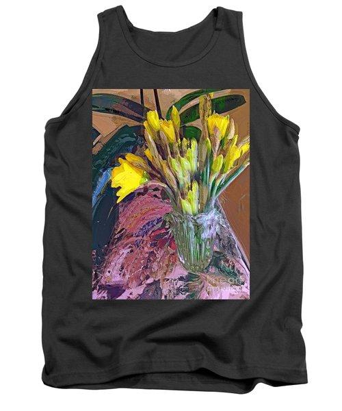 First Daffodils Tank Top