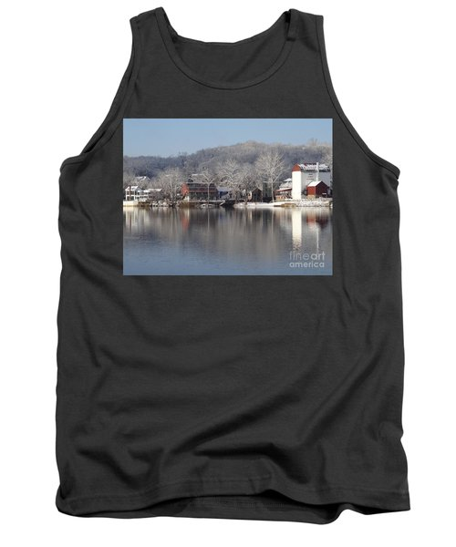 First Day Of Spring Bucks County Playhouse Tank Top