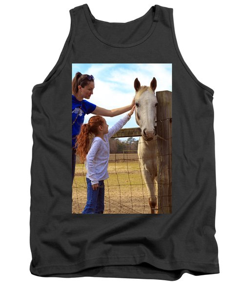 First Impressions Tank Top
