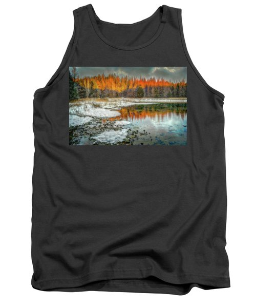 First Light At 3 Springs Tank Top
