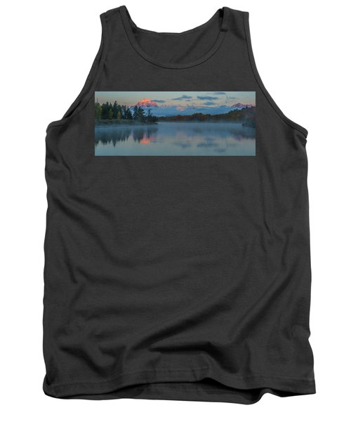 First Light Of Dawn Tank Top by Yeates Photography