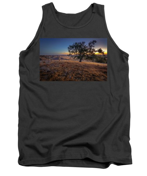 First Light On The  Canyon Ranch Tank Top