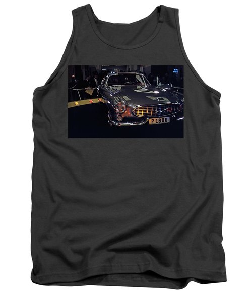 Tank Top featuring the photograph First Look P 1800 by John Schneider