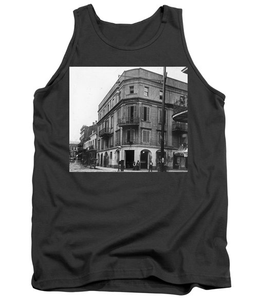 First Skyscraper Tank Top