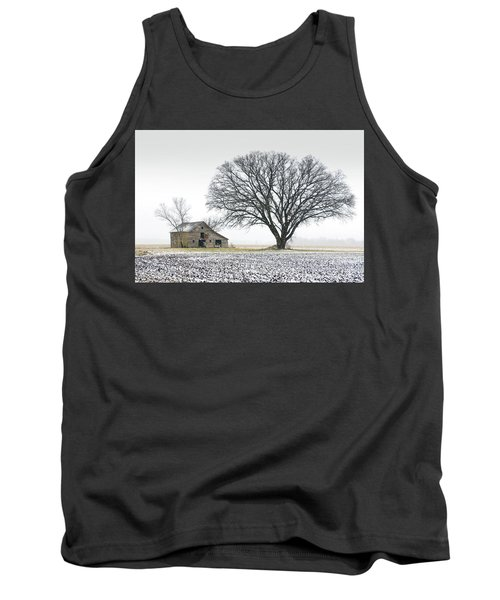 Winter's Approach Tank Top by Christopher McKenzie