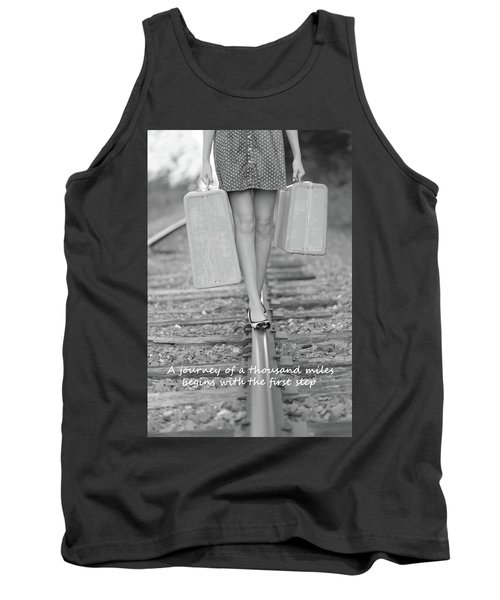 First Step Tank Top