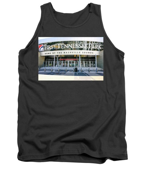 First Tennessee Park, Nashville Tank Top