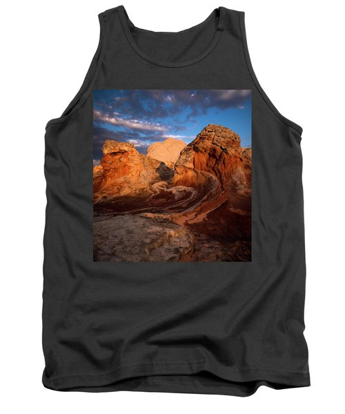 First Touch Tank Top by Bjorn Burton