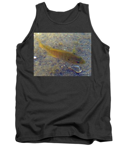 Fish Sandy Bottom Tank Top