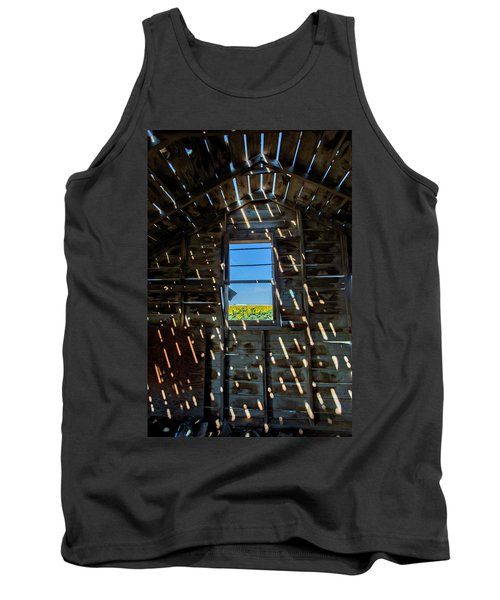 Fixer Upper With A View Tank Top by Kristal Kraft