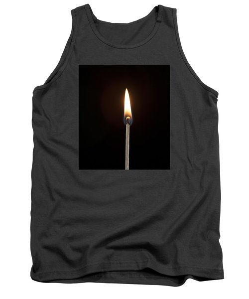 Flame Tank Top by Tyson and Kathy Smith