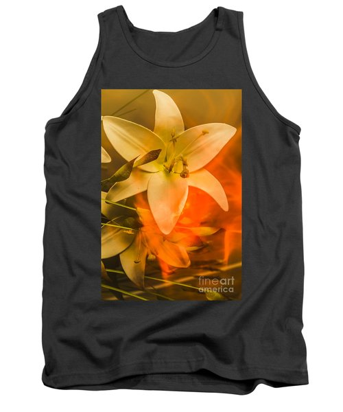 Flames Of Intimacy Tank Top