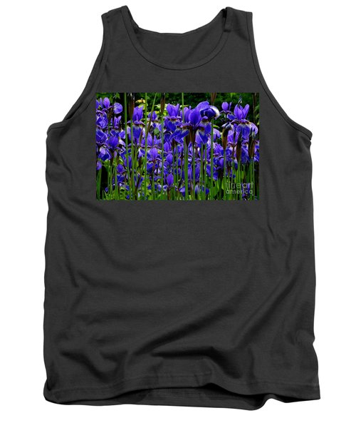 Fleur De Lys Tank Top