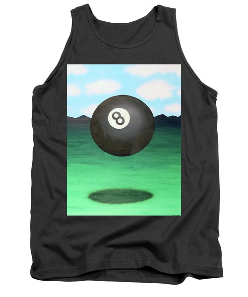 Floating 8 Tank Top by Thomas Blood