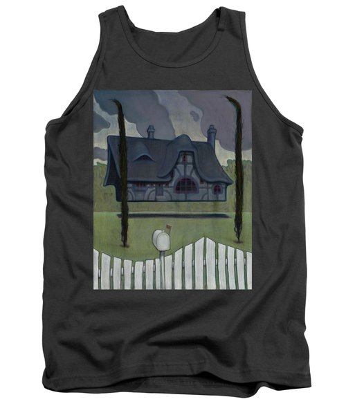 Floating House Tank Top
