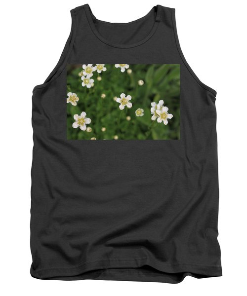 Tank Top featuring the photograph Floating In Green by Shari Jardina