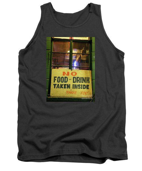 Tank Top featuring the photograph Floores Country Store And Dance Hall by Joe Jake Pratt