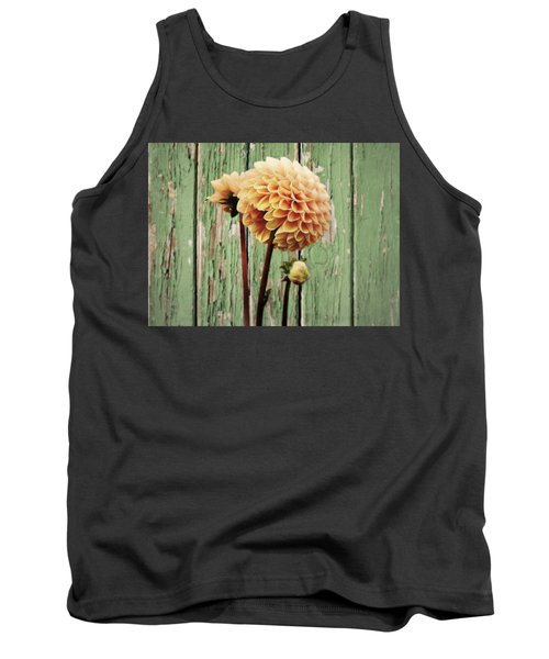 Floral Delight Tank Top