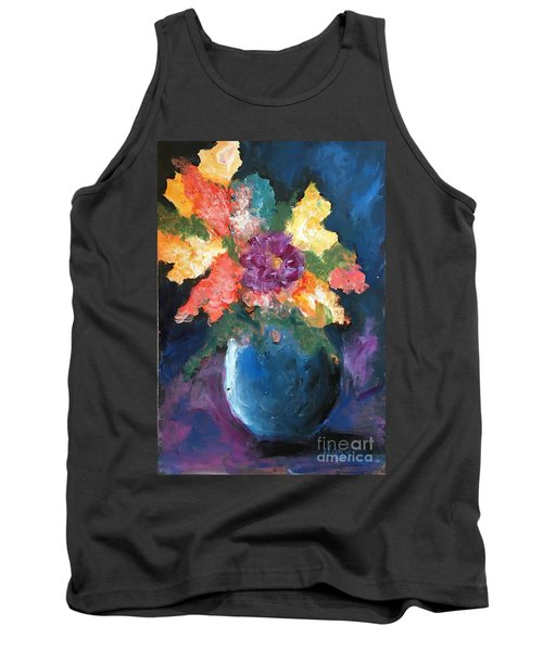 Floral Study 1 Tank Top