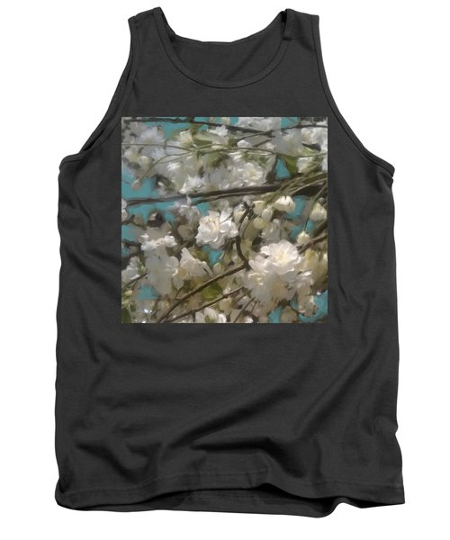 Floral01 Tank Top