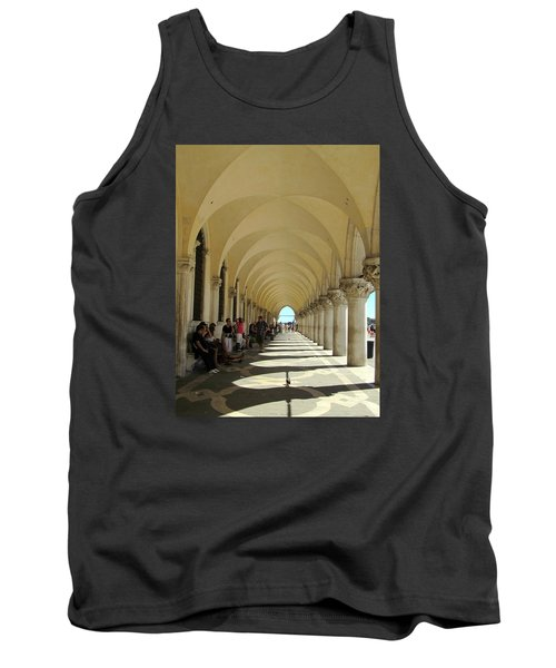 Florence Columns Tank Top
