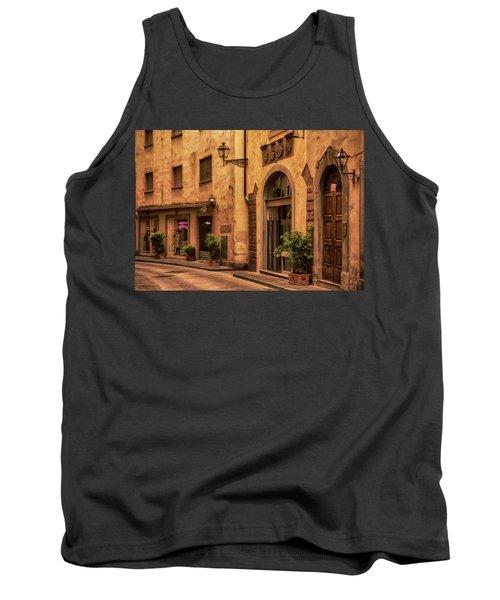 Florentine Street Tank Top