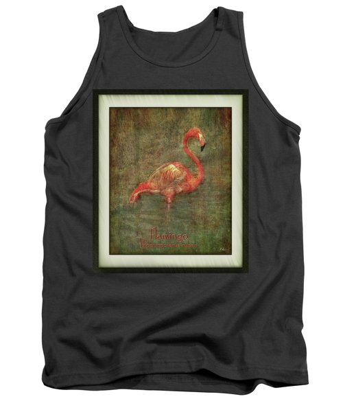 Tank Top featuring the photograph Florida Art by Hanny Heim