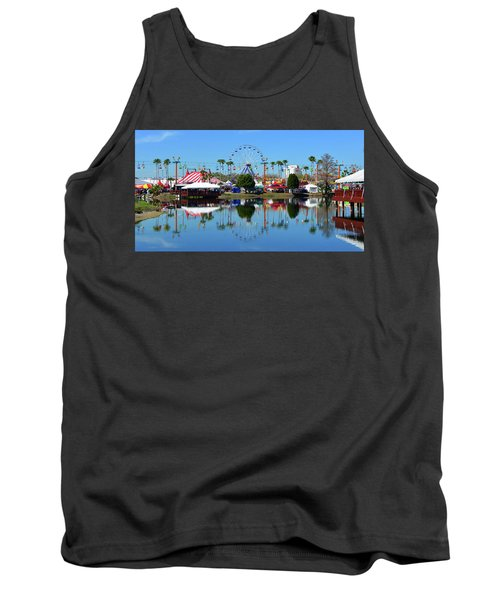Tank Top featuring the photograph Florida State Fair 2017 by David Lee Thompson