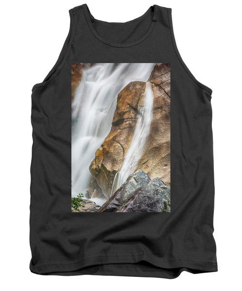 Tank Top featuring the photograph Flow by Stephen Stookey