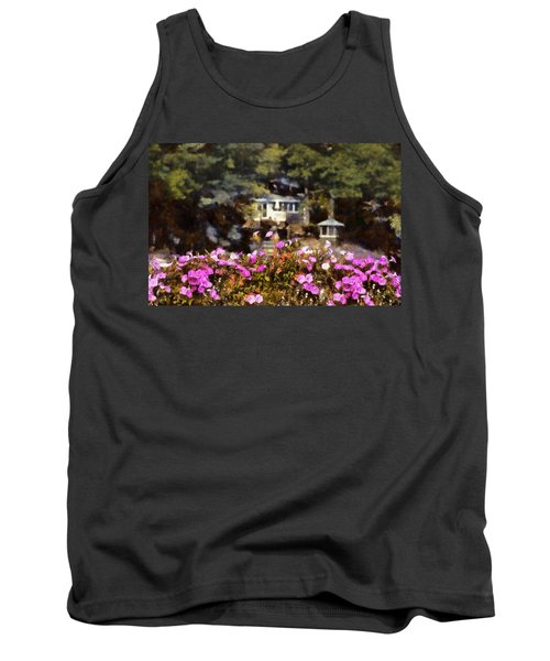 Flower Box Tank Top