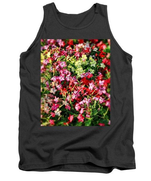 Flower Garden 1 Tank Top