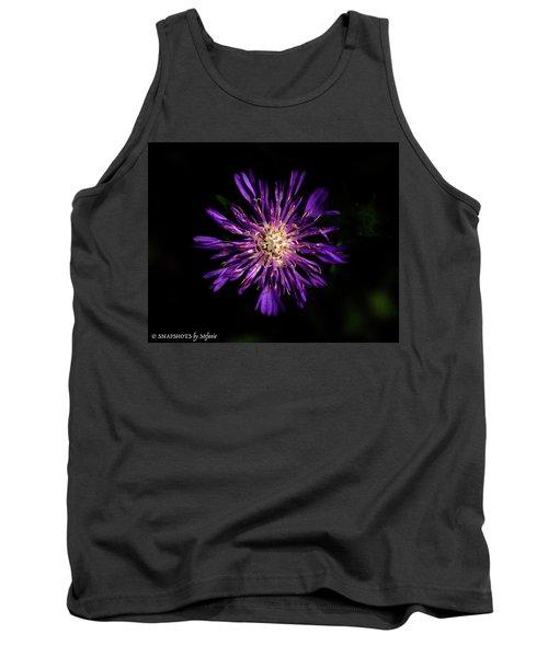 Flower Or Firework Tank Top by Stefanie Silva