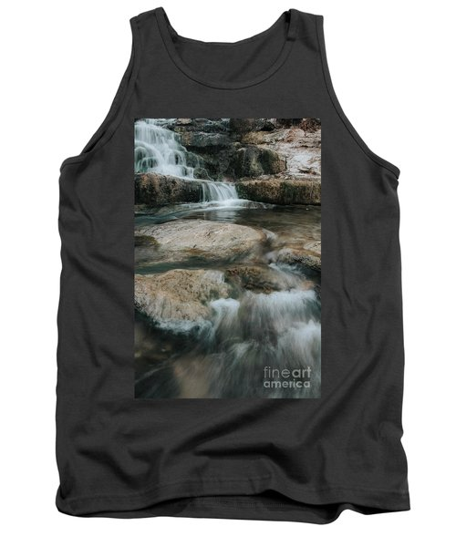 Tank Top featuring the photograph Flower Park by Iris Greenwell