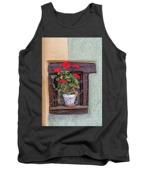 Tank Top featuring the photograph Flower Still Life by Alan Toepfer