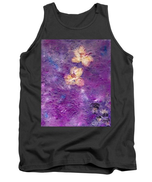 Flowers From The Garden Tank Top